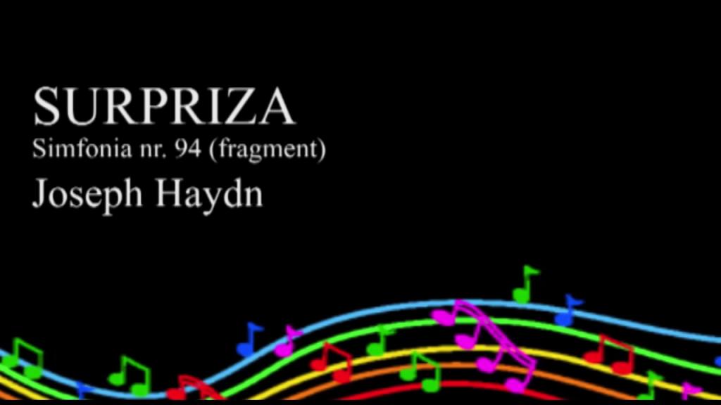 Simfonia 94 – Joseph Haydn