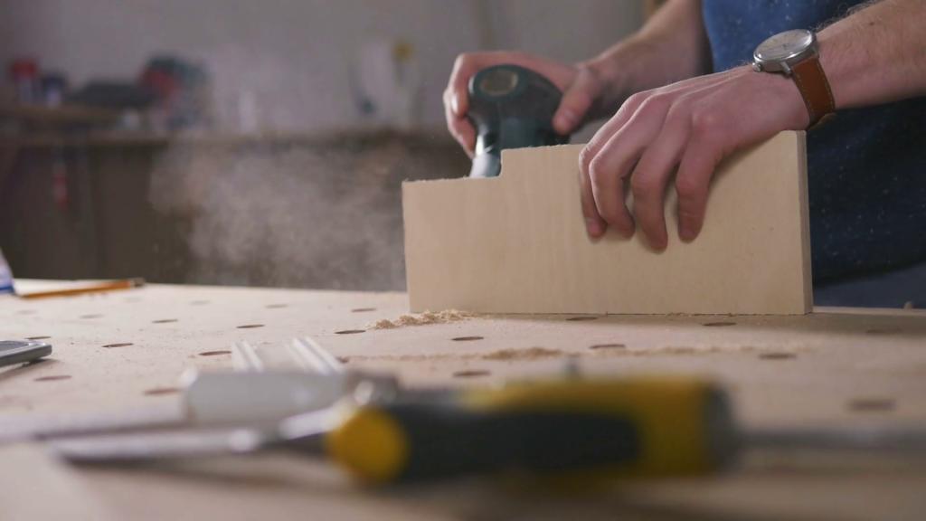 Rindeluirea lemnului