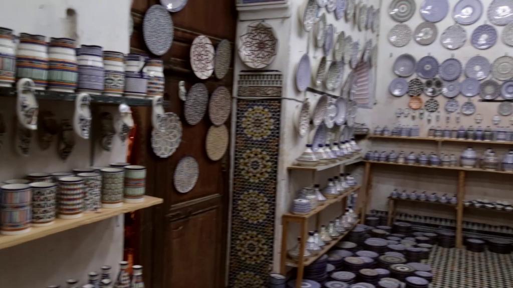 Ceramică marocană