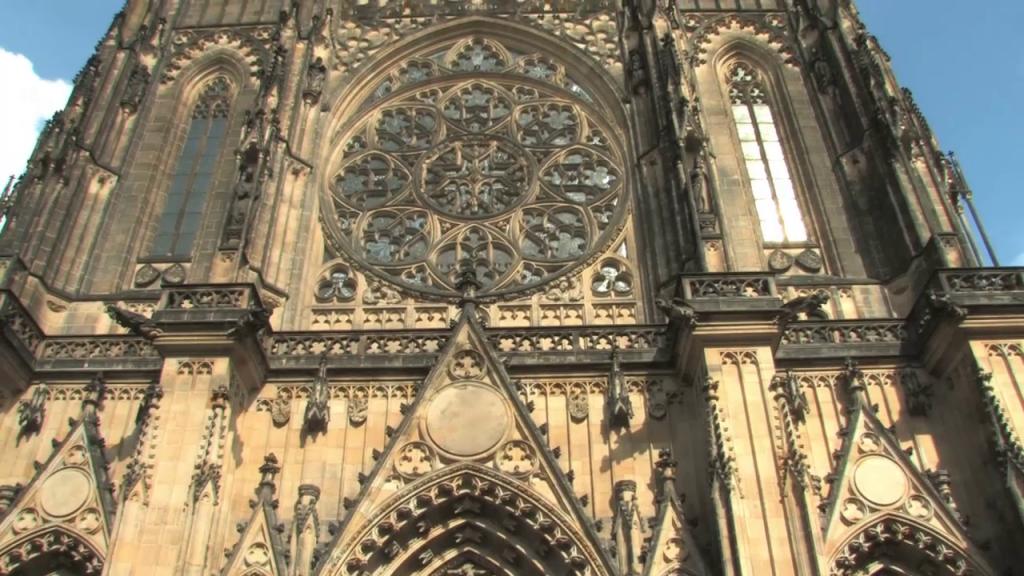 Catedrala Sf. Vitus din Praga