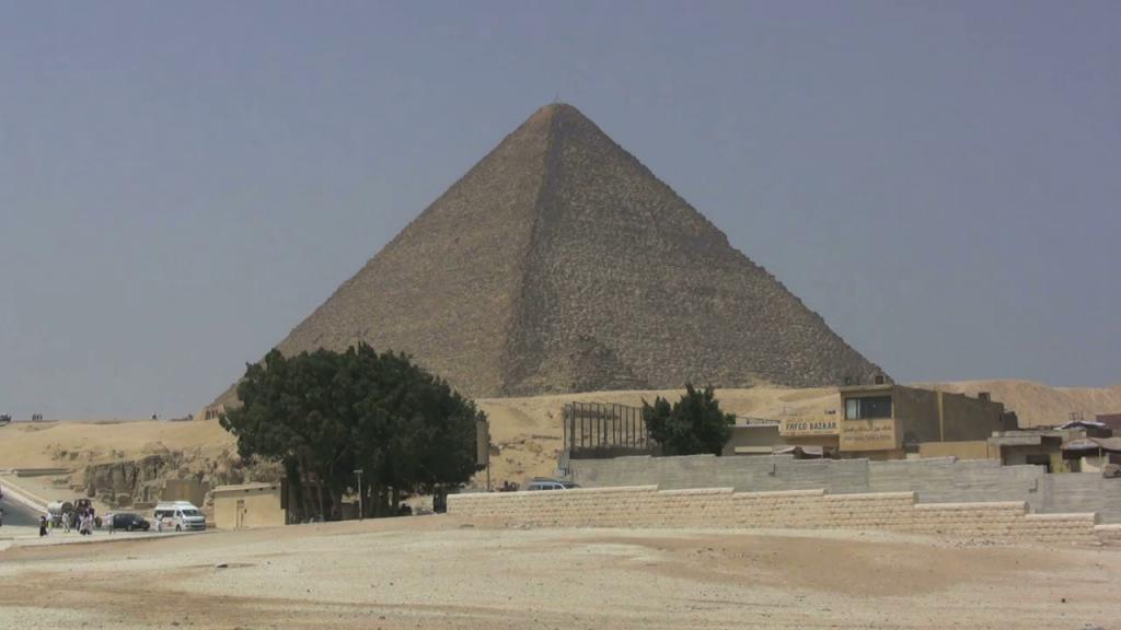Monumente egiptene antice