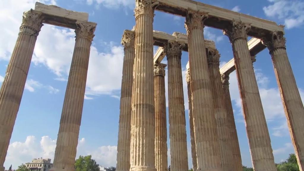 Templul lui Zeus din Olimpia